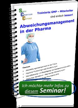 Seminar Abweichungsmanagement in der Pharma