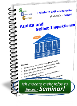 Seminar Audits und Selbstinspektionen