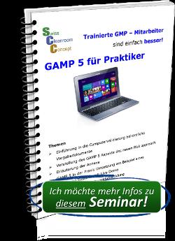 Seminar GAMP 5 für Praktiker