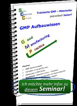 Seminar GMP Aufbauwissen
