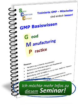 Seminar GMP Basiswissen