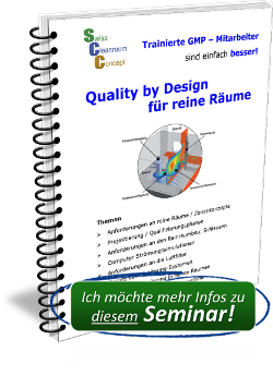 Seminar Quality by Design für reine Räume