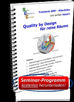 Quality by Design für reine Räume